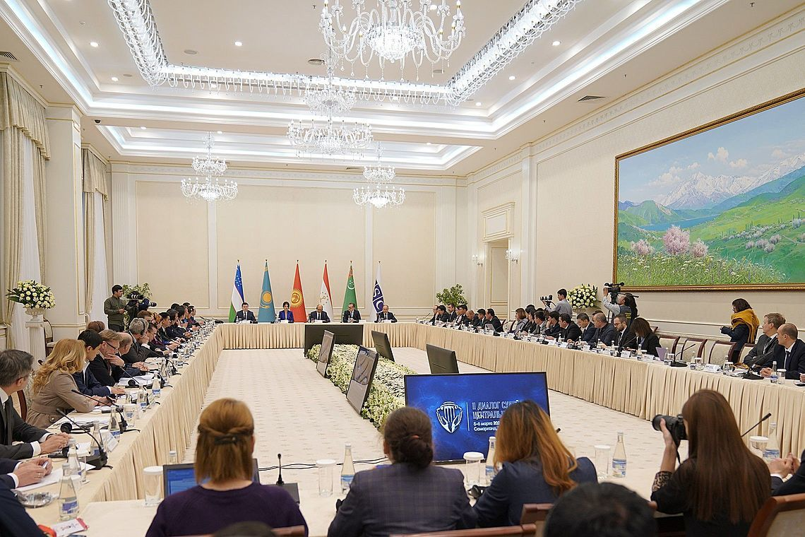 II Central Asia Judicial Dialogue 5-6 March 2020 Samarkand